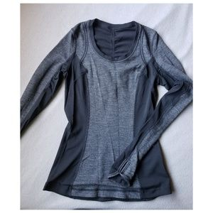 XS Lululemon Reversible Active Top